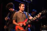 Guitarristas y bajista de The Fastbacks Tribute Variety Show (Tractor Tavern, Seattle, 2010)