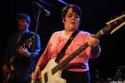 Bajista y guitarrista de The Fastbacks Tribute Variety Show (Tractor Tavern, Seattle, 2010)