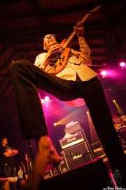 Robert Hecker, guitarrista de Redd Kross, Turborock, Sarón. 2010