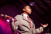 JC Brooks, cantante de JC Brooks and The Uptown Sound, , 2010