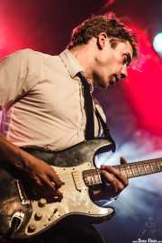 Billy Bungeroth, guitarrista de JC Brooks and The Uptown Sound, , 2010