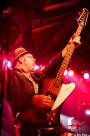 Jim Sangster, bajista de Young Fresh Fellows (Turborock, Sarón, 2010)