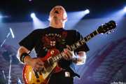 Mick Beaufoy, guitarrista de Cock Sparrer (Landako Gunea, Durango, 2010)