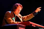 Eric Holt, teclista de Mike Farris & the Roseland Rhythm Revue, Kafe Antzokia, Bilbao. 2010