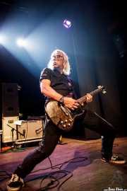 Bob Venum, guitarrista de The Bellrays, Kafe Antzokia, 2010