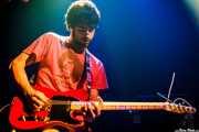 Pablo Moreno. guitarrista de Yellow Big Machine (27/11/2010)