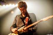 Álvaro Luna, cantante y guitarrista de Yellow Big Machine (27/11/2010)