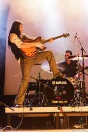 The Cherry Boppers (Santana 27, Bilbao, 2011)