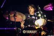 Iñigo Gil, baterista de The Fakeband, Bilbao. 2011