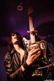 Martin Guevara, guitarrista y cantante de Cápsula