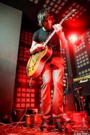 Pedro de Dios Barcelo, guitarrista y cantante de Guadalupe Plata (09/04/2011)
