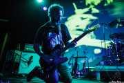 Juanjo Arias, guitarrista de Sonic Trash, Sala Cúpula (Teatro Campos Elíseos), Bilbao. 2011