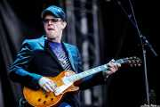 Joe Bonamassa, guitarrista de Black Country Communion, Azkena Rock Festival, Vitoria-Gasteiz. 2011