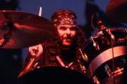 Brant Bjork, baterista de Kyuss Lives!, Azkena Rock Festival. 2011
