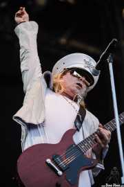 Robin Zander, cantante y guitarrista de Cheap Trick (Azkena Rock Festival, Vitoria-Gasteiz, 2011)