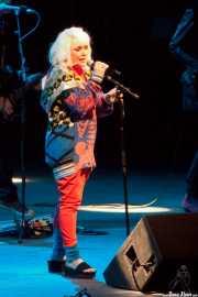 Debbie Harry, cantante de Blondie, , 2011
