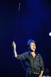 Brett Anderson, cantante de Suede (Bilbao BBK Live, Bilbao, 2011)