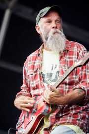 Seasick Steve, cantante y guitarrista, Bilbao BBK Live, 2011
