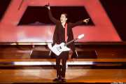 Jared Leto, cantante y guitarrista de Thirty Seconds To Mars (Bilbao BBK Live, Bilbao, 2011)