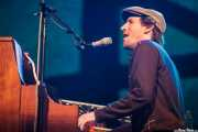 Zach Gill, pianista de Jack Johnson, Bilbao BBK Live, 2011