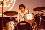 Mike Belitsky, baterista de The Sadies (Escenario Santander, Santander, 2011)