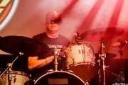 Ric Menck, baterista de Matthew Sweet (Escenario Santander, Santander, 2011)