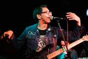 Kid Congo Powers, cantante y guitarrista de Kid Congo and The Pink Monkey Birds, The Horseshoe Tavern, 2011