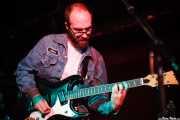 Jesse Roberts, guitarrista de Kid Congo and The Pink Monkey Birds, The Horseshoe Tavern, 2011