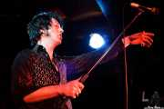 Jim Jones, cantante y guitarrista de The Jim Jones Revue (The Horseshoe Tavern, Toronto, 2011)