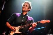 Billy Bungeroth, guitarrista de JC Brooks and The Uptown Sound, Kafe Antzokia, 2011