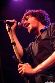 Jony Moreno, cantante de The Soulbreaker Company (Kafe Antzokia, Bilbao, 2011)