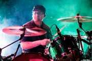Martin Bulloch, baterista de Mogwai, Kafe Antzokia, 2011