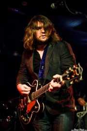 Israel Nash Gripka, guitarrista y cantante, Sala Azkena, 2011