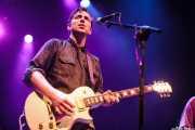 JD McPherson, cantante y guitarrista , Kafe Antzokia, Bilbao. 2011