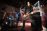 Toody Cole -cantante y bajista-, Kelly Halliburton -baterista- y Fred Cole -cantante y guitarrista- de Pierced Arrows, Barreiro Rocks. 2011