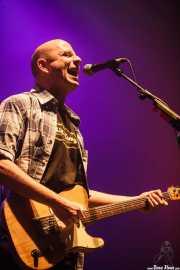 Josele Santiago, guitarrista y cantante de Los Enemigos, Festival Actual, 2012