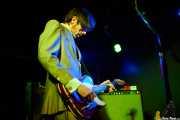 Dallas Good, cantante y guitarrista de The Sadies (Sala Azkena, Bilbao, 2012)