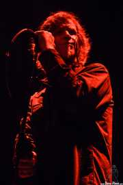 Mark Lanegan, cantante, Kafe Antzokia, Bilbao. 2012
