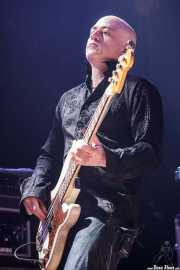 Marc Arciero, bajista de The Waterboys (Santana 27, Bilbao, 2012)