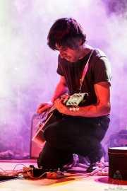 Pedro de Dios Barcelo, guitarrista y cantante de Guadalupe Plata (04/05/2012)
