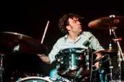 Todd Glass, baterista de The Muggs, Bilbao. 2012