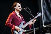 Kasim Sulton, bajista de Blue Öyster Cult (14/06/2012)