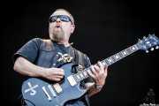 Eric Bloom, cantante y guitarrista de Blue Öyster Cult (14/06/2012)