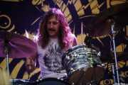 Axel Sjöberg, baterista de Graveyard (14/06/2012)