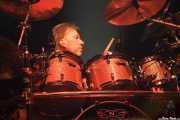 Matt Letley, baterista de Status Quo (14/06/2012)