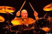 Sean Saley, baterista de Pentagram (14/06/2012)