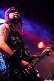 Nick Catanese, guitarrista de Black Label Society, Azkena Rock Festival, 2012