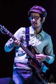 Omar Rodríguez-López, guitarrista de The Mars Volta, Azkena Rock Festival, 2012