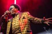 Lee Fields, cantante de Lee Fields & The Expressions (Azkena Rock Festival, Vitoria-Gasteiz, 2012)