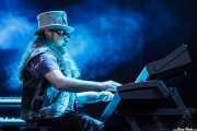 Peter Keys, teclista de Lynyrd Skynyrd, Azkena Rock Festival